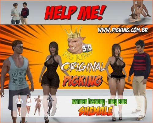 Pig King- Help Me 1