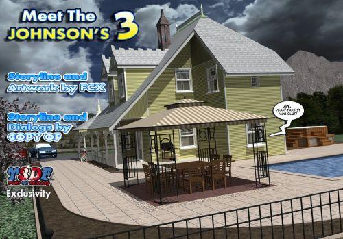Y3DF – Meet The Johnson's 3