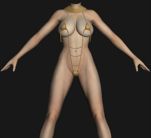 Erotic DOA - Dead or Alive 5 Last Round HDM Nude Mod - part 19