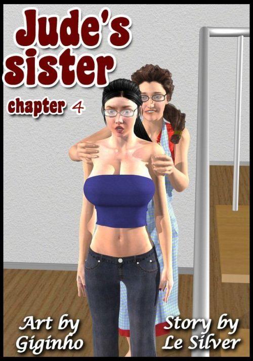 Jude's Sister 4 – Best friends secrets